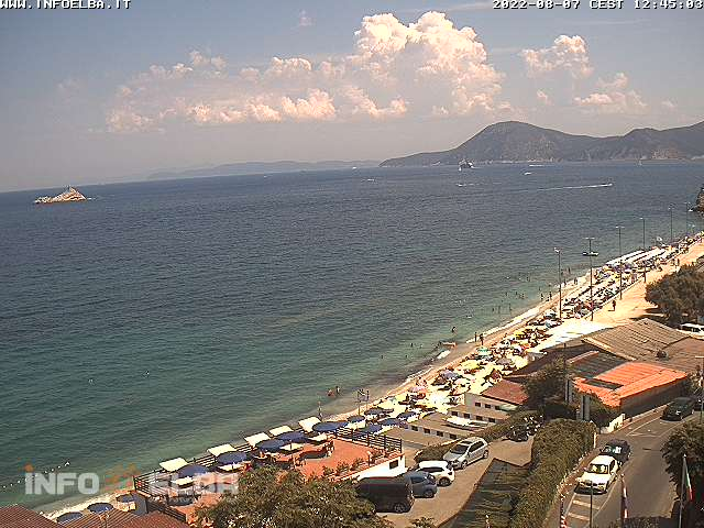 Webcam a Portoferraio (LI)