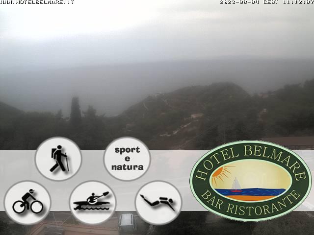 Webcam a Patresi